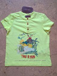 Новые брендовые красивые футболки для мальчиков 4-16 лет