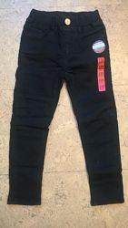 Новые зимние джинсы штаники на флисе на мальчиков 110-160 см