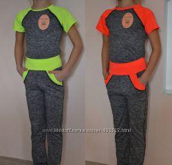 Спортивные костюмы, разные цвета, размеры