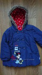 Курточка демисезонная, евро-зима Disney на девочку 2-4лет.