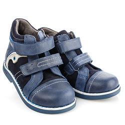 Стильные ботинки на байке на мальчика Артикул 18482