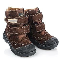 Тплые зимние ботинки Артикул 19042