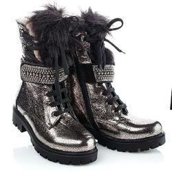 Стильные зимние ботинки Артикул 18836
