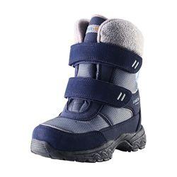 Ботинки зимние Lassie синий на искуственном меху с мембраной Артикул 6416134530230