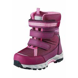 Сапоги зимние Lassie Baffin розовые на искуственном меху Артикул 6416134980028