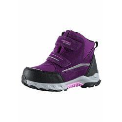Ботинки   Lassie Valiant фиолетовые на искуственном меху для девочки Артикул 6438429242901