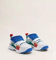 Кроссовки для мальчика Mango Артикул 35809