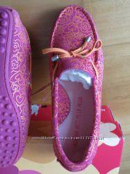 Замшевые мокасины Agata Ruiz de la Prada 34 размер