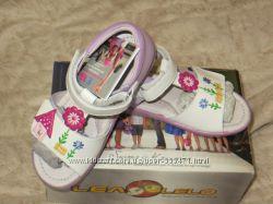 Новые кожаные босоножки-сандали Lea Lelo, Испания