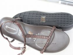 Легкие кожаные босоножки Rockport Adidas, 40 р