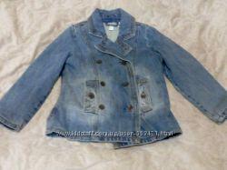 Пакет осенней одежды 6 вещей  Okaidi, Mayoral, Alviero Martini на 5-6 лет.