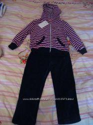 Пакет осенней одежды 7 вещей  на 4 года Zara, Killah, Pepe Jeans