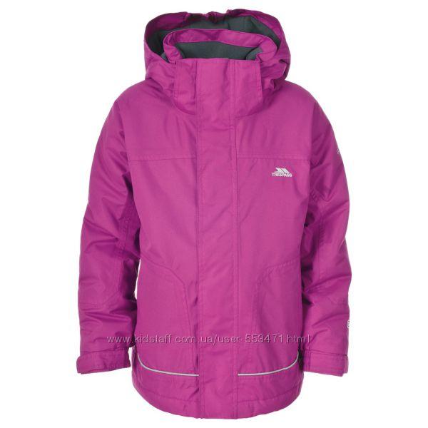Демисезон,  еврозима водонепроницаемая куртка Trespass, 11-12 лет
