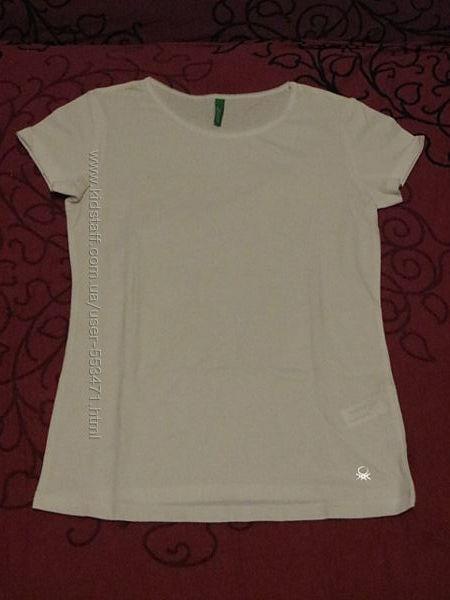 Набор из двух футболок  United Colors  Benetton, 7-8 лет, 130 см
