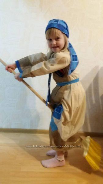 продажа карнавального костюма Баба Яга, 5-7 лет