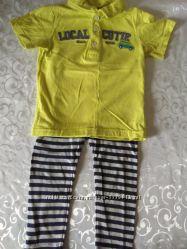 Комплект штанишки и футболка Carters Картерс