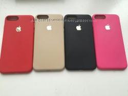 Чехол силиконовый для iPhone 7 7plus 8 8 plus в инд. упаковке