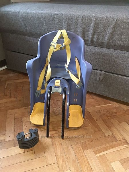 Велокресло на раму BG-6, до 15 кг
