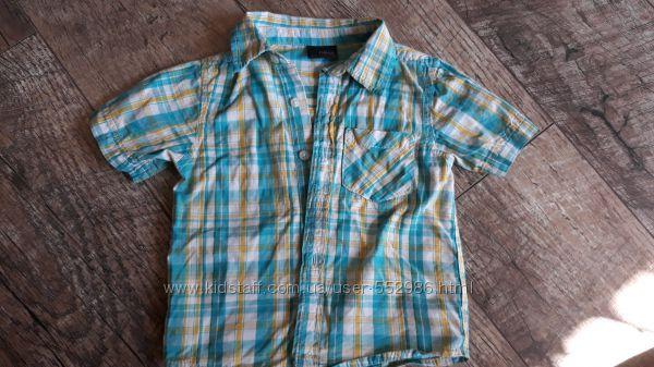 рубашки next george идеальное состояние