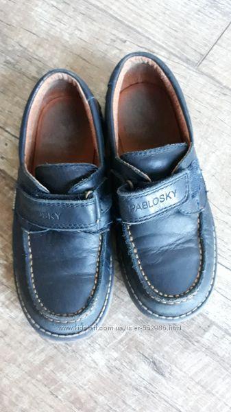 очень качественные туфли Pablosky