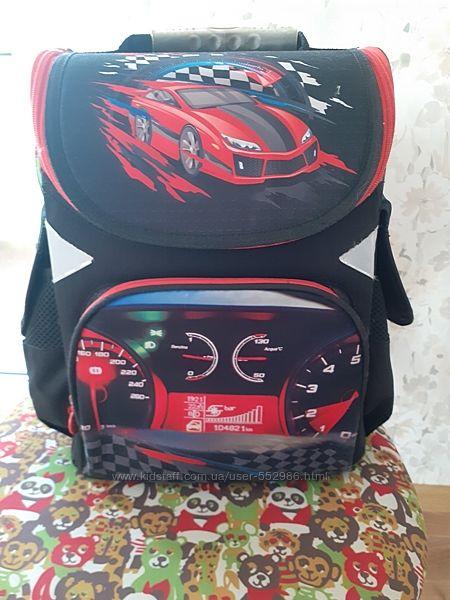 Рюкзак портфель GoPack Германия в хорошем состоянии