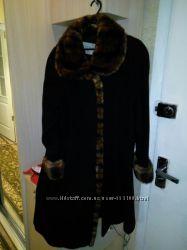 Новое пальто, размер 52
