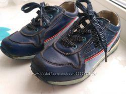Кожаные кроссовки Шалунишка для мальчиков 31 р