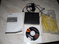 Продам модем D-Link DSL-2500U