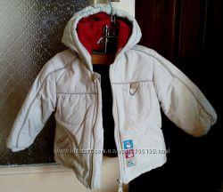 Теплая куртка на холодную осень