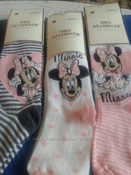 Колготки и носочки с Минни и Китти
