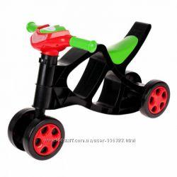 Минибайк беговел Doloni Toys пластик
