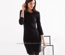 Элегантное платье-футляр Tchibo. Размер 44 Евро.