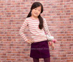 Вельветовая юбка Tchibo. Размер 158-164 см
