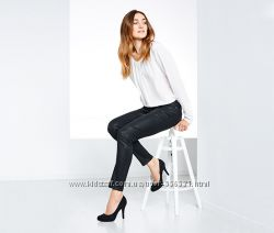 Гламурные джинсы Tchibo. Размер 38 Евро.