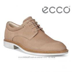 Кожаные туфли дерби экко ECCO VITRUS II р. 43 оригинал Новые