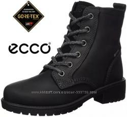 Мембранные ботинки экко Ecco Elaine Gore-Tex р. 27 оригинал Новые Индонезия