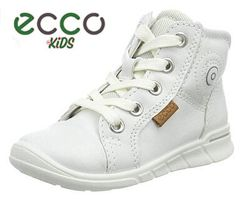 Кожаные ботинки хайтопы ecco экко first Новые р. 23 Индонезия Ориги