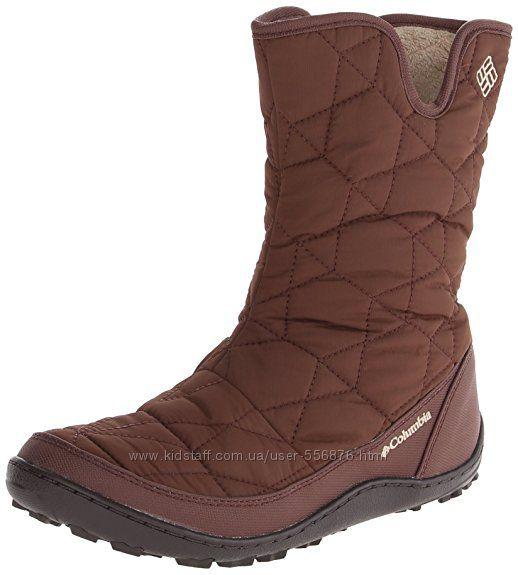 Зимние сапоги Columbia Minx Slip II OH Winter Boot раз. US5 наш 35