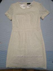 Ажурное платье Vero Moda, б. у. 2 раза. Размер 38