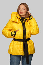 Модная куртка Алекса в молодежном стиле с трикотажными манжетами рры 44-52