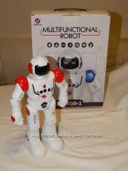 Интерактивный танцующий робот на радиоуправлении. Новый в упаковке.