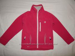 Розовая теплая спортивная кофта Dare2b на девочку 7-8 лет. Рост 122-128 см.