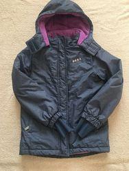 Куртка деми-зима на девочку 140 см Yigga