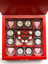 Солодкі подарунки для коханих