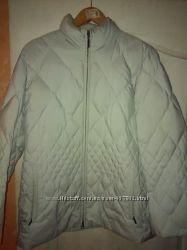 Легкий пуховик куртка на пуху наш 48-50 р.