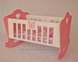 Кукольная кроватка - люлечка для Беби Борн