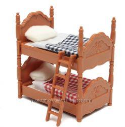 Кукольная кроватка для LOL, Sylvanian family