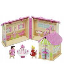 Кукольный домик с аксессуарами