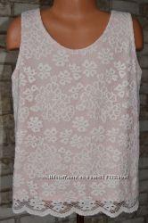 Нарядная майка Candy Couture 10 - 11 лет, 140 - 146 см.