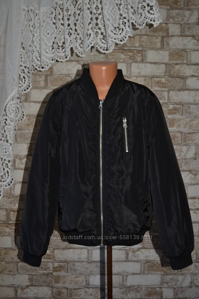 Курточка - бомбер New Look 10 - 11 лет, 140 - 146 см.